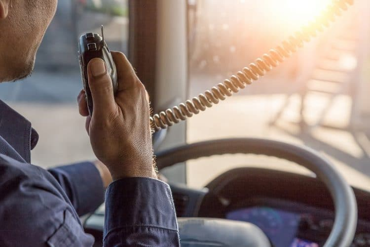 How to Talk On a CB Radio