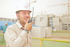 Commercial Two Way Radios