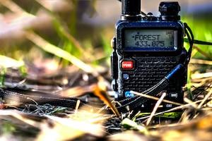 Digital VHF Radio Communication System
