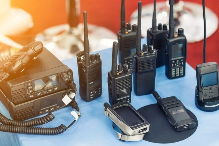 2 Way Radio vs CB Radio