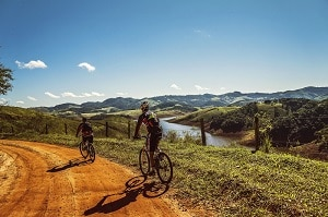 2 Way Radio for Cycling