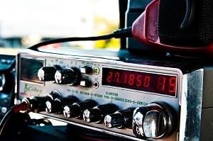 CB Radio Transceiver