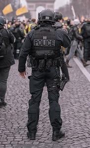 Police Scanner Range
