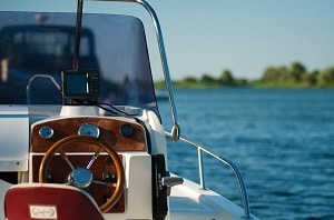 A Boat CB Radio