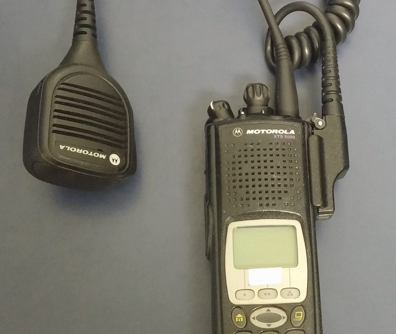 Listening to Digital Police Scanners