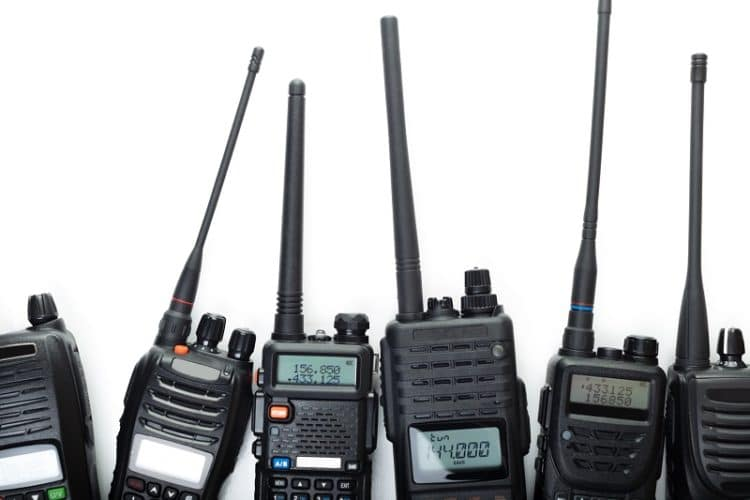 NWR's Best Two Way Radio Review Guide for 2020